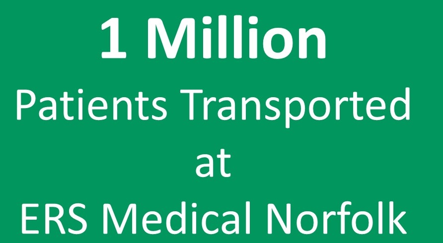 ERS Medical Norfolk, 1 Million Patients