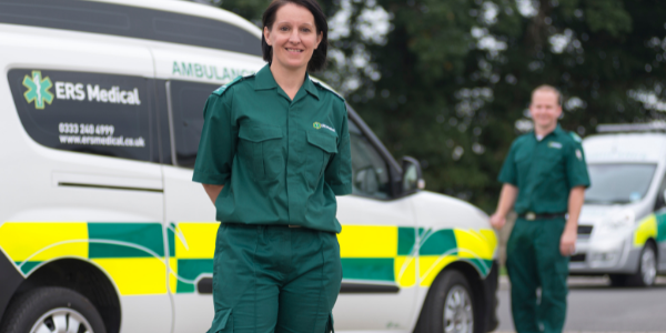 ERS Medical awarded patient transport contract in Staffordshire