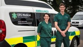 ERS Medical shortlisted for prestigious HSJ Value in Healthcare Award