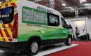 ERS Medical Electric Ambulance