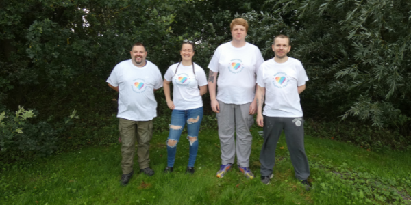 ERS Medical crews raise funds for charity