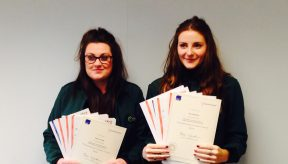 ERS Medical celebrates urgent care assistant apprenticeship scheme success