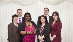 ERS Medical Wins YMCA Training Awards