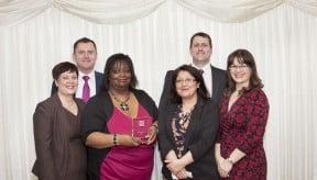 ERS Medical Wins YMCA Training Awards