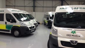 ERS Medical Support Ahead of 'Go Live' on 1st May 2014